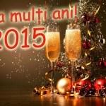 La Multi Ani 2015!