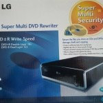 LG GE20 – DVD Writer extern – unboxing si mini review